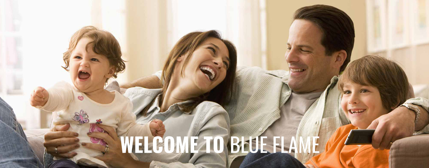 Welcome to Blue Flame