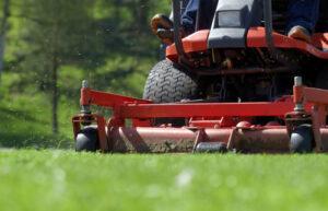 propane landscaping fleet