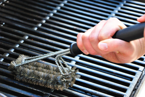 cleaning your grill new jersey