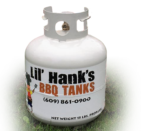 propane cylinder refill